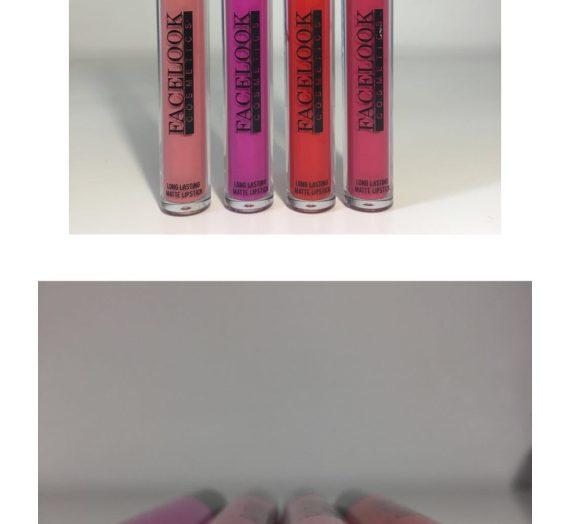 Rujuri lichide Facelook Cosmetics