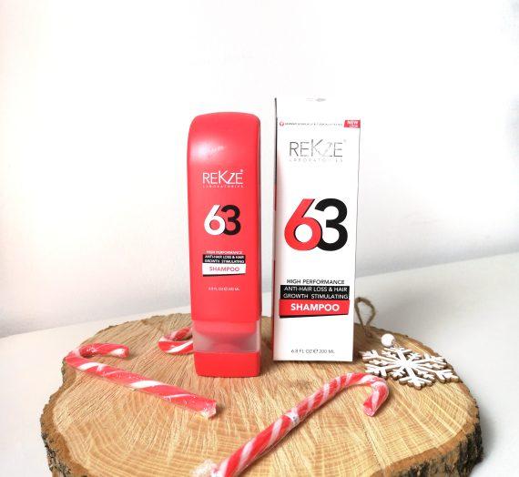 63 Shampoo Rekze Laboratories