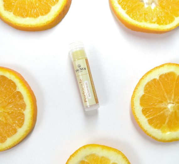 Faunus Plant – balsam de buze cu portocale și ulei de masaj
