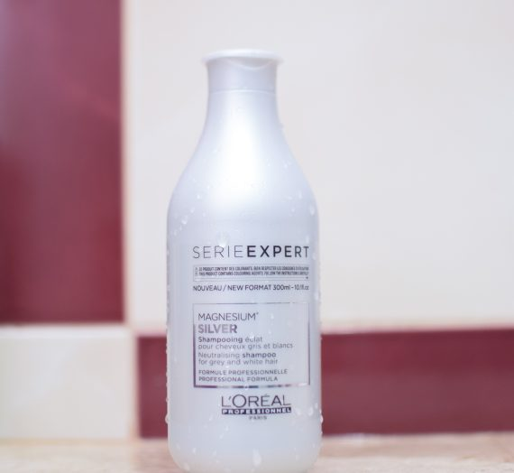 Șampon nuanțator-L'Oréal Professionnel Serie Expert Silver