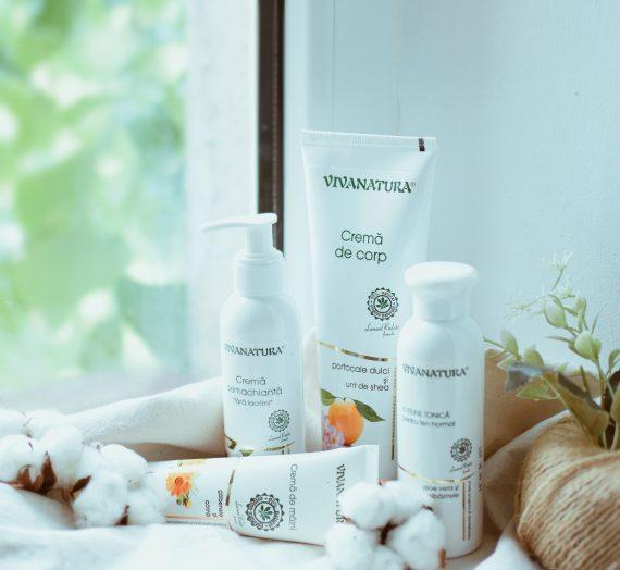 Cosmetice naturale românești Vivanatura