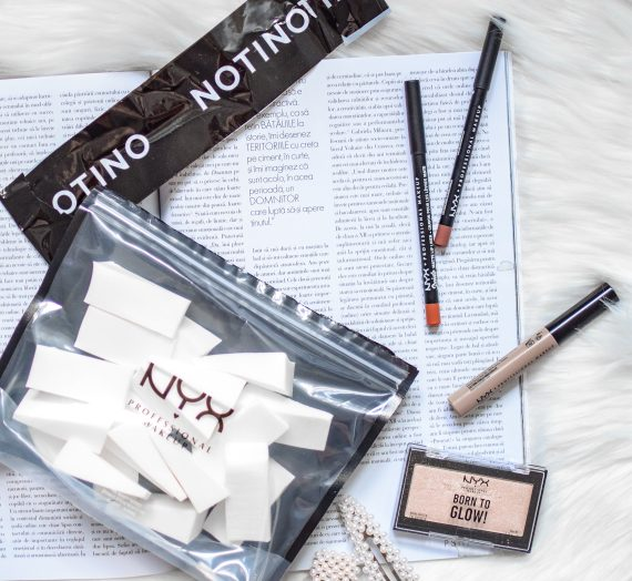 Nyx Professional Make-up favourites&Summer Black Friday